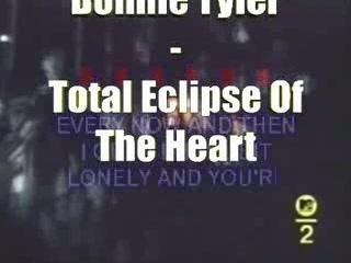 Bonnie Tyler - Eclipse Of The Heart