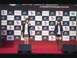 Davichi 다비치 - 슬픈다짐 (SuperRaceChamp-19Oct08)