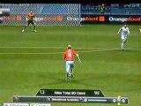 Superbe but de Scholes marqué par mon cousin Abdelkader