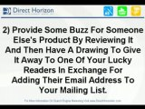 Search Engine Marketing | Give Traffic To Get Traffic