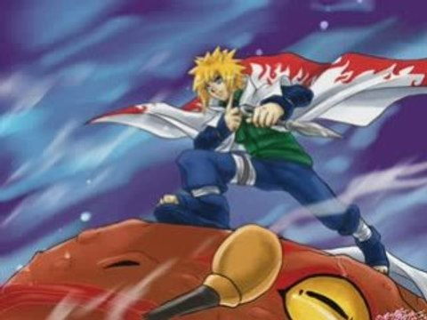 Naruto Hokage 1-6