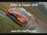 Eric Mauffrey - Rallye du Touquet 2008