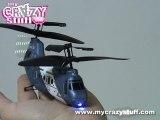 Mini hélicoptère tandem z