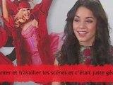 Vanessa Hudgens en interview vidéo : Effrontément parfaite!