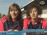 RUGBY :  Six  filles sélectionées pour la coupe du monde !