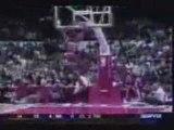 Duel de dunkers 88 - Jordan vs Wilkins - NBA BASKETBALL