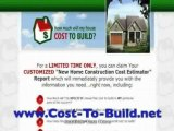 Average Cost To Build