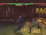 Mortal Kombat vs DC Universe: Kombat Modes