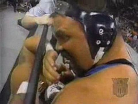 Nitro '96 - The Road Warriors vs. The Steiner Brothers