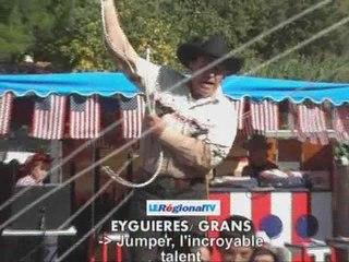 Jumper, l'Incroyable Talent d'Eyguières