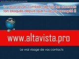 altavista pro msn contacter contacts msn