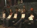Ganadores del Concurso de Cortometrajes de Conacine 2008