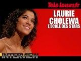 Laurie Cholewa (L'Ecole des stars - Direct 8)