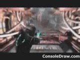 Dead Space awesome gameplay on Xbox 360