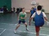 Interclasse foot 23/10/08 1ere partie