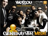 Wazou Feat Guigro et Foulekrabco