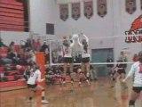 Volleyball: Reynolds at Roseburg (10/29/08)