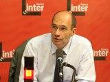 Eric Woerth sur france Inter