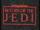 BANDE ANNONCE 3 STAR WARS RETURN OF THE JEDI STEFGAMERS