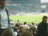 Moi au stade velodrome lors du match : OM - PSG ( 2 - 4 )
