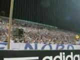 Ultras marseillais supporters