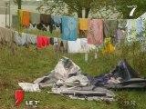 Rezé : Les Roms menacés d'expulsion manifestent