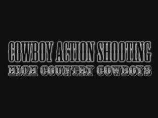 Cowboy Action Shooting - High Country Cowboys