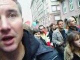 Olivier Besancenot interviewé par un exclu de la LCR