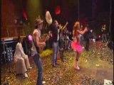 RBD - Sorpresa tablao Flamenco - hecho en madrid