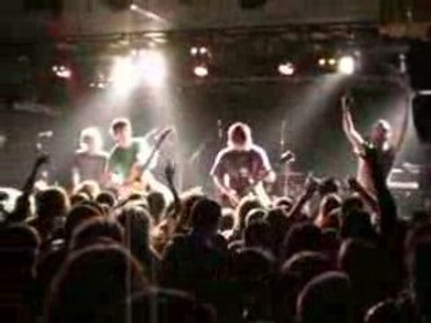 August Burns Red - Back Burner Live @ La Boule Noire