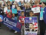 The Obama Song (World of Friends)  Bridges for Obama
