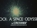 BANDE ANNONCE 2 2001 ODYSSEE DE L'ESPACE KUBRICK STEFGAMERS