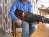 Prélude Bach suite pour violoncelle No. 1 à la Nyckelharpa