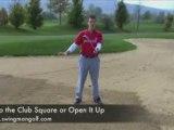 Golf Swing Lessons, Tips & Instruction - Golf Bunker Shots
