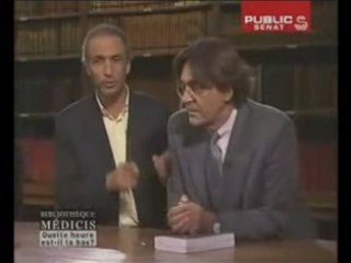 Tariq RAMADAN versus Luc FERRY à propos de la lapidation