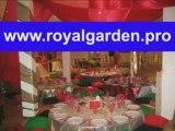Location de salle de reception www.royalgarden.pro salles sa