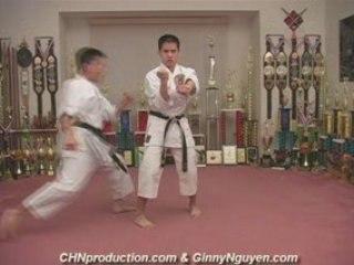 Isshinryu Karate Kata