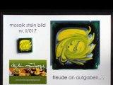 SEOnet: Unikat Mosaik Stein Bild 017 übergeben an