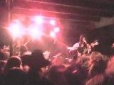 Concert de Lyre au SON ART à Bordeaux le 01/11/08