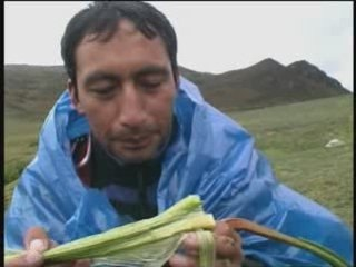 Qhapaq Ñan, La Grande Route Inca - Scène coupée 3