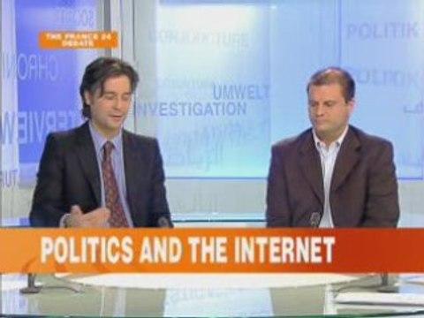 Internet (blogs) & Politics 2/2 France24