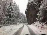 Première neige dans les Pyrénées -  Col du Somport 3
