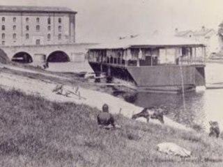 Afficher l'image Grands Moulins de Saint Aignan sur Cher