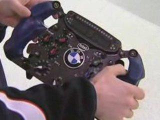 Understanding Formula One 2008: Steering Wheel.