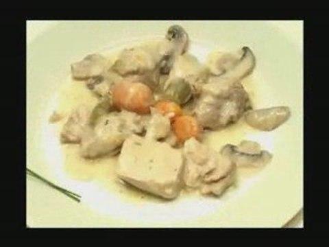 Recette blanquette de veau - cahierdecuisine.com