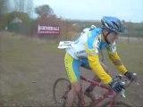 Course vélo(cyclo-cross international de marle)