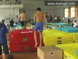 Beijin 2008 Video Diary - Tom Daley/Leon Taylor, Diving/BBC- Part 20