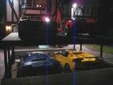 Comment faire pour garer votre Lambo dans votre garage
