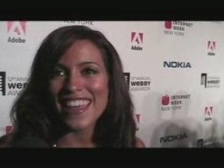 Obama Girl - aka Amber Lee Ettinger - Talks on Tilzy.TV