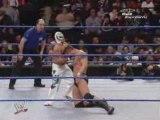 No Way Out 2006 - Rey Mysterio vs Randy Orton pt.2